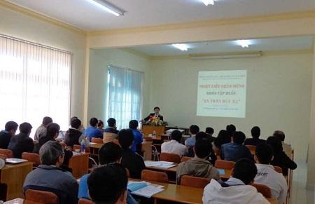 Đào tạo công tác an toàn vệ sinh lao động tại Hà Nội
