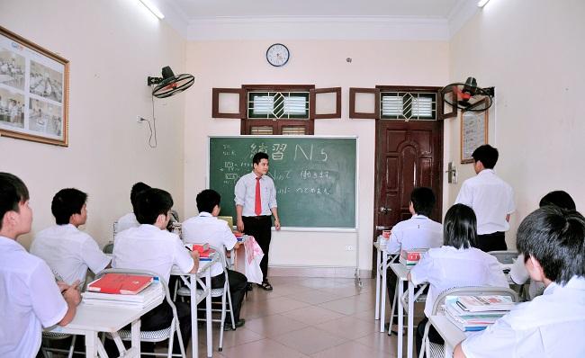 Dạy tiếng nhật uy tín ở Hà Nội