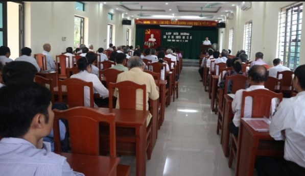 Khai giảng khóa đào tạo nghiệp vụ tư vấn du học tại Hà Nội