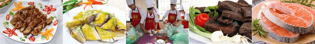 Chương trình dạy nấu ăn cơ bản, hệ sơ cấp ngắn hạn