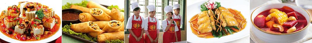 Lớp học nấu ăn chay - phong cách mới mẻ, hiện đại