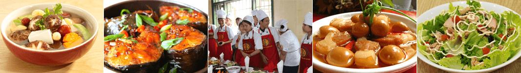 học nấu ăn gia đình tại Hà Nội chuyên nghiệp
