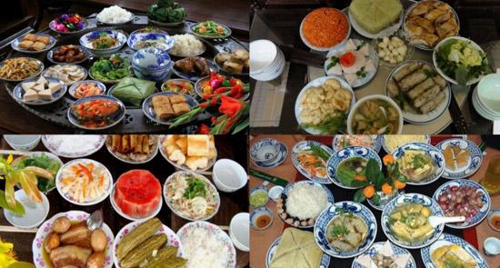 Học nấu môm cỗ cổ truyền ngày tết ngon ở Hà Nội