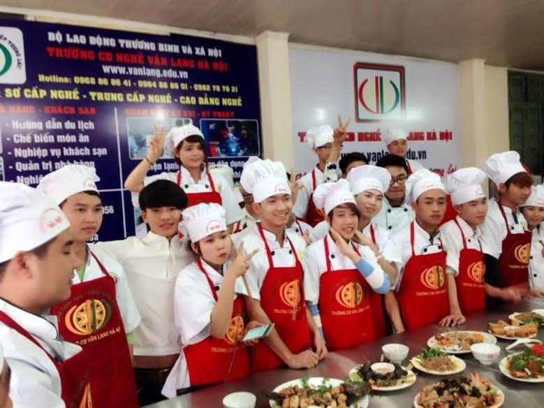 khóa học nấu ăn gia đình ngon tại hà nội
