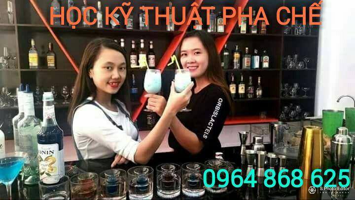 Trung tâm dạy nghề pha chế ở Hà Nội