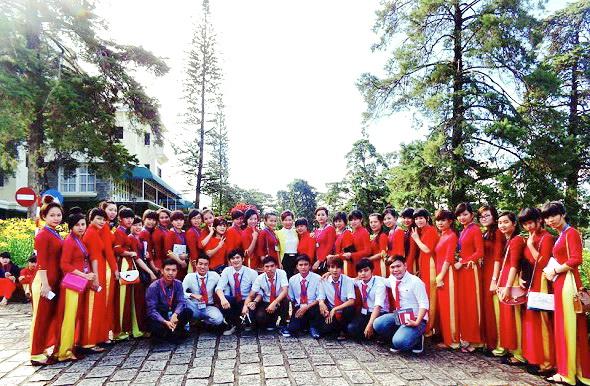 khóa học thực tế dẫn tuor tại Hà Nội