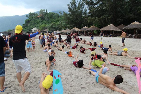 thực hành nghiệp vụ hướng dẫn viên du lịch tại Hà Nội